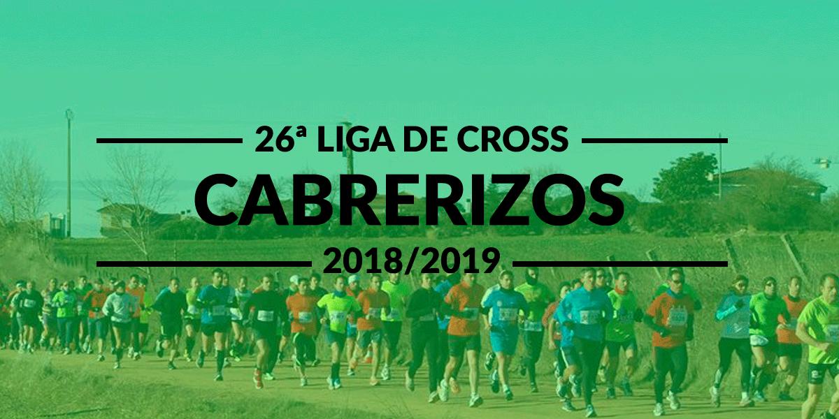 Liga de Cross Cabrerizos 2018 2019